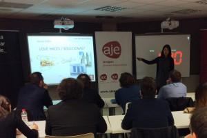 presentacion AJE