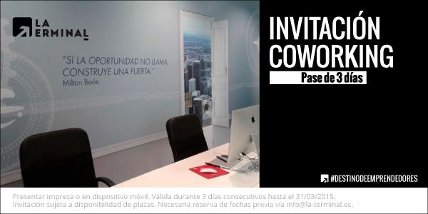 Coworking Zaragoza La Terminal