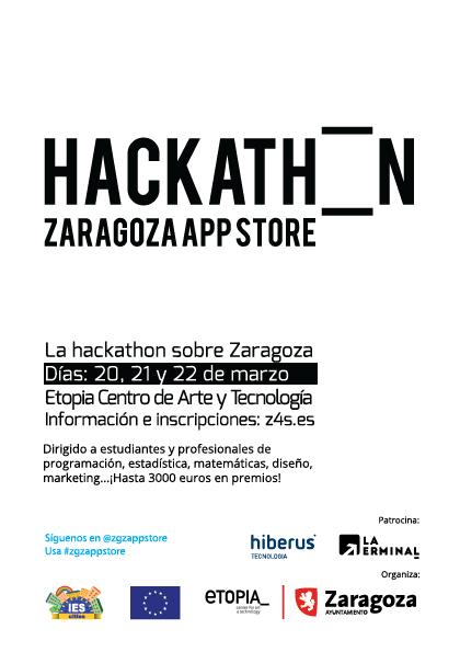 La Hackathon de Zaragoza en Etopía