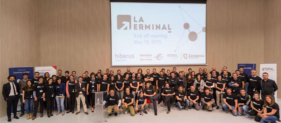 Startups La Terminal Hiberus Ibercaja