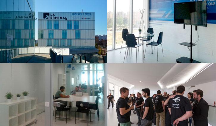Coworking y oficinas en Zaragoza