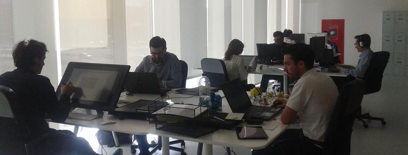 Coworking en Zaragoza La Terminal