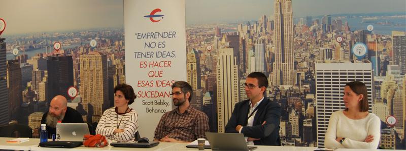 Panel de mentores La Terminal Zaragoza