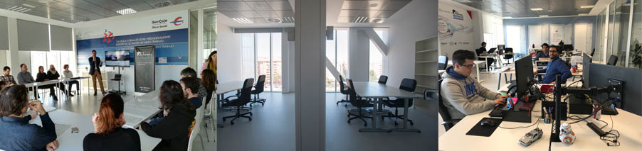 Espacio para emprendedores Zaragoza