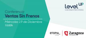Level Up en Etopia @ Auditorio de Etopia   Zaragoza   Aragón   España
